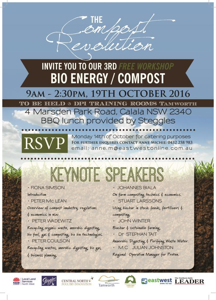 3rd Compost revolution bio energy conference Hi Res page 0