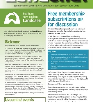 Landchat 119 is here!