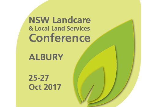 Local subsidies to attend State Landcare Conference & Awards