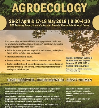 Farm Planning with AgroEcology starts soon