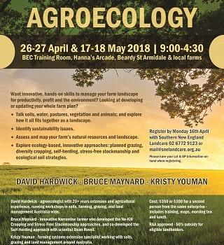 Farming with AgroEcology | David Hardwick