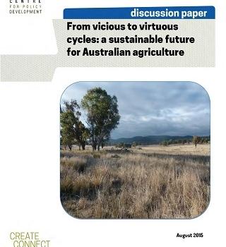 Australian Agriculture - Vicious to Virtuous?