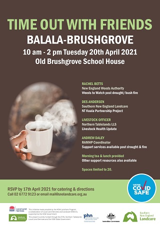 Time Out with Friends | Balala-Brushgrove